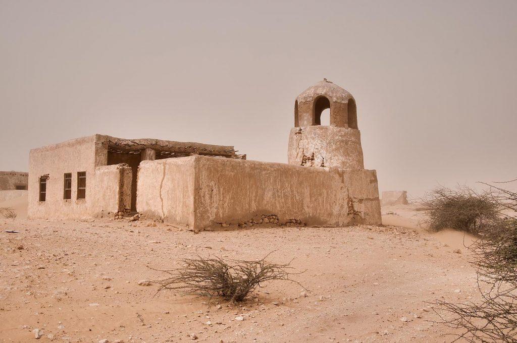 Древнейшая мечеть Эмиратов