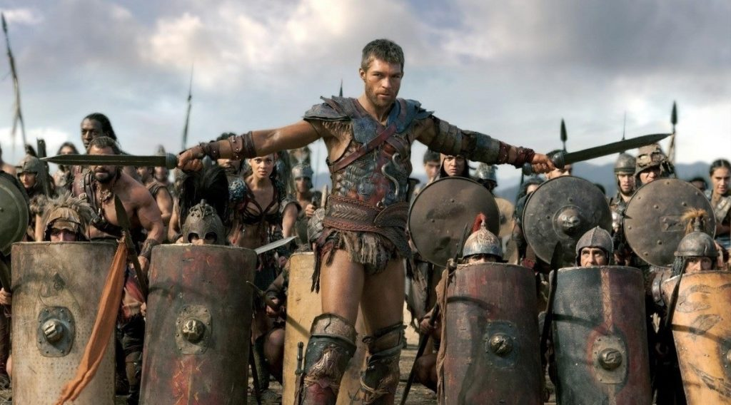 Спартак - цели гладиаторов