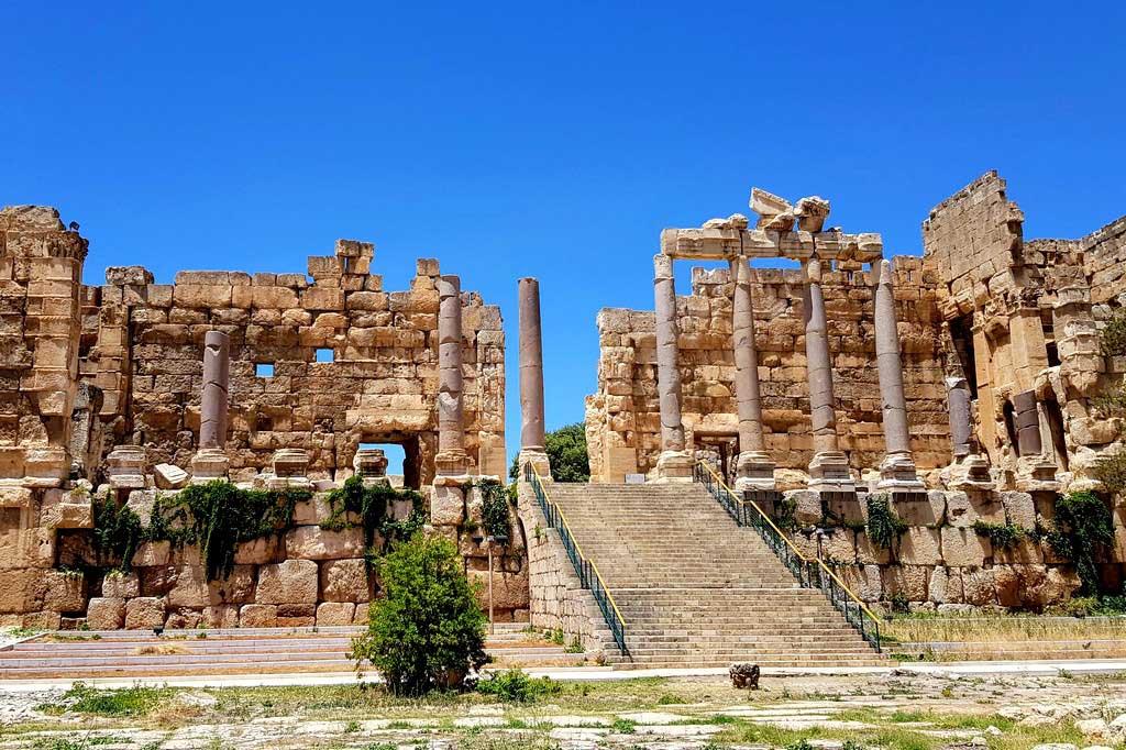 Баальбек - строительное искусство древних
