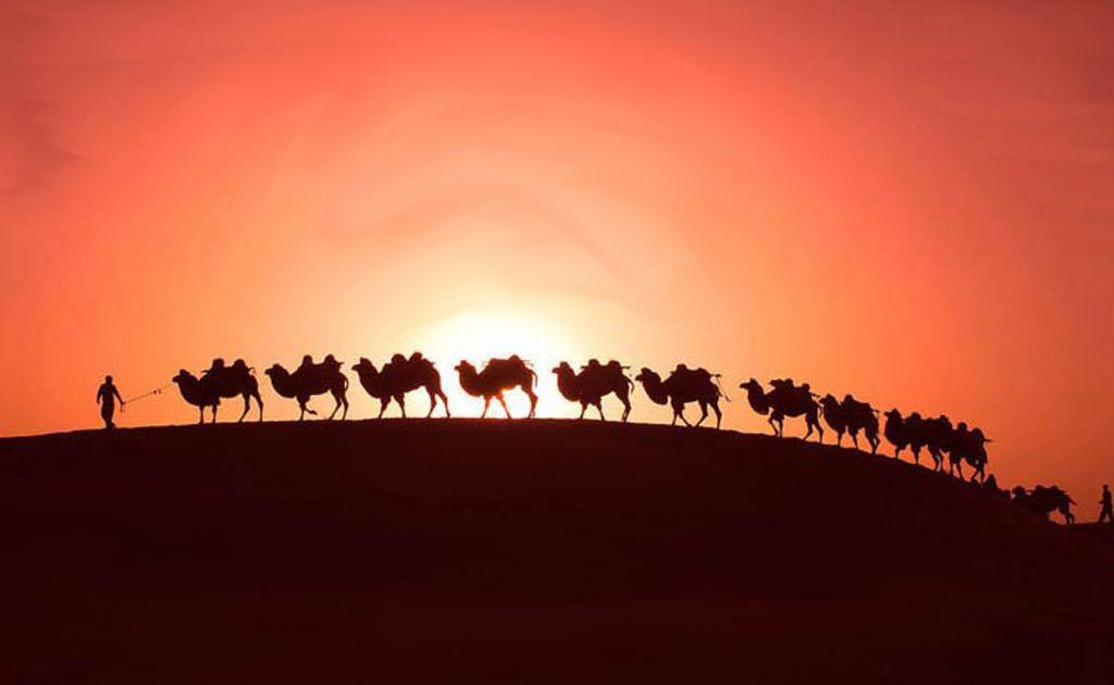 Тайны Великого шелкового пути - дорога, связывающая народы