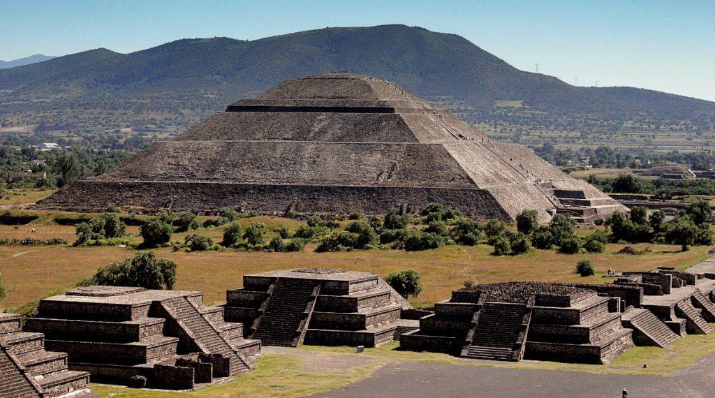 Теотиуакан - нераскрытые тайны