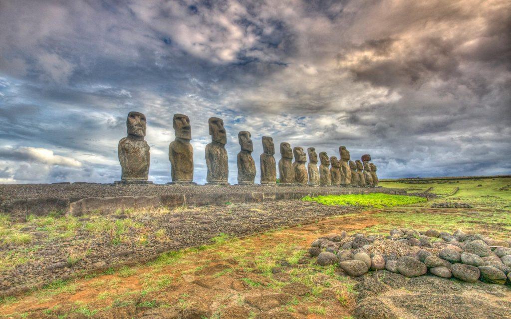 Остров Пасхи - земля на краю света