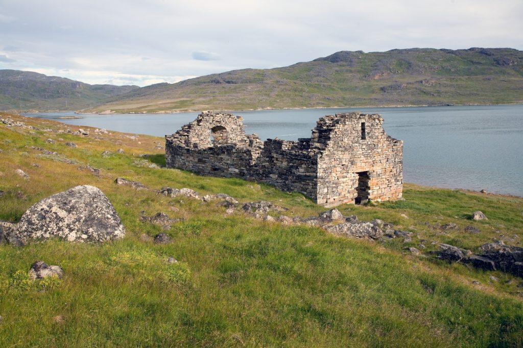 Гренландия - исчезнувшие поселения
