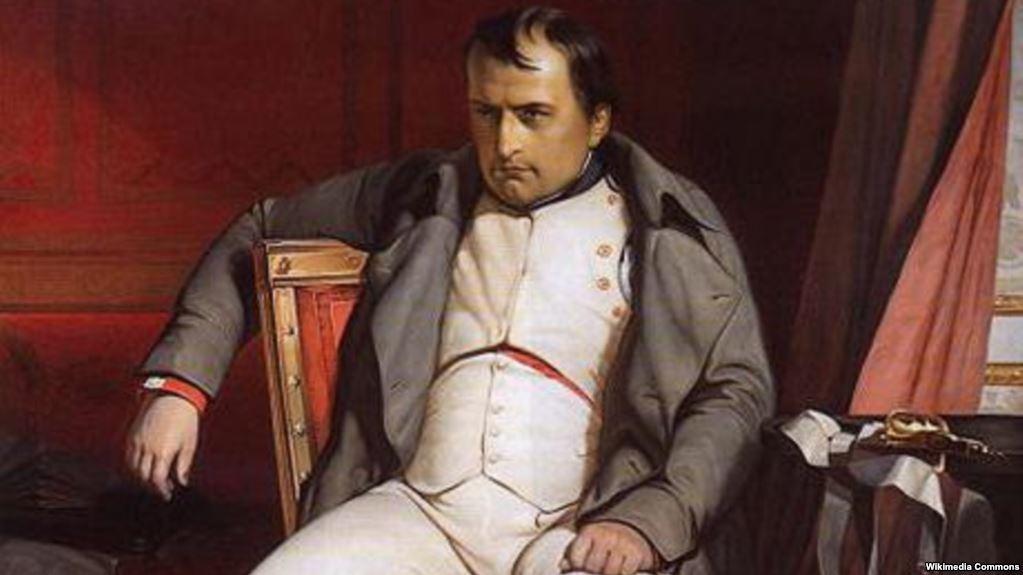 Наполеон - смерть на далеком острове