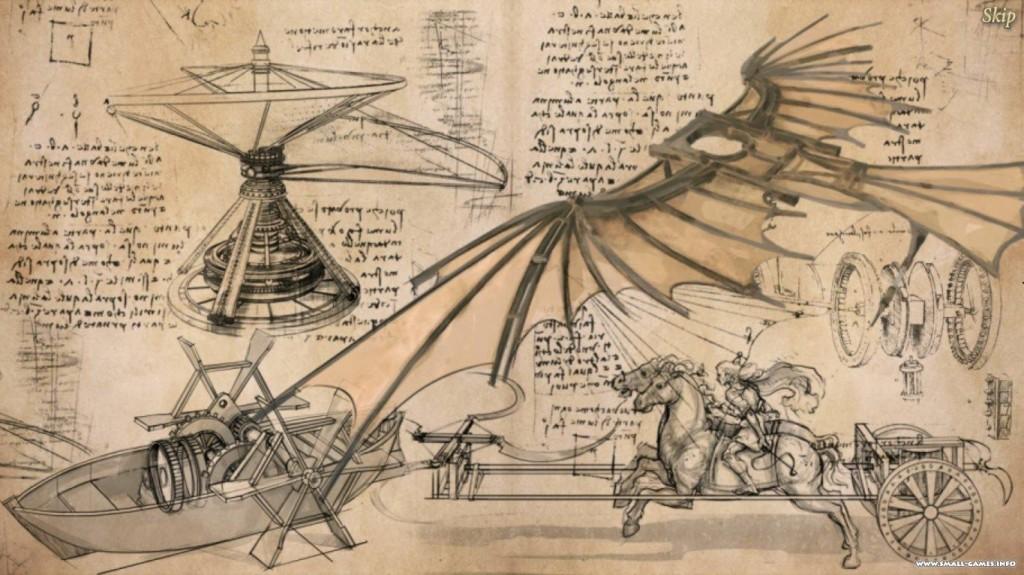 Леонардо да Винчи - универсальный гений