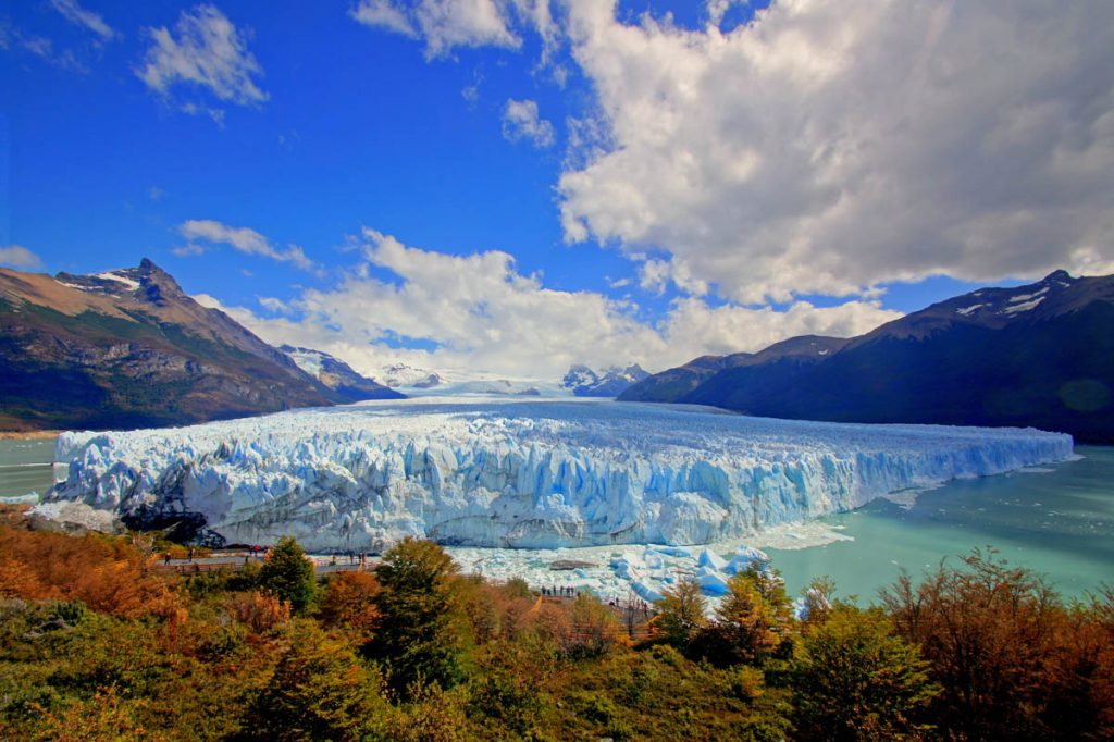 Перито-Морено - феноменальный ледник Патагонии