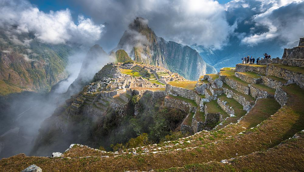 Мачу-Пикчу - затерянный город