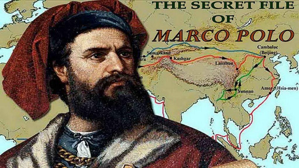 Марко Поло - был ли он в Китае?