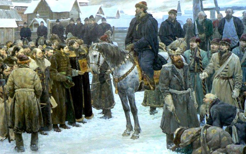 Опричнина - зачем Иван Грозный создал свой орден?