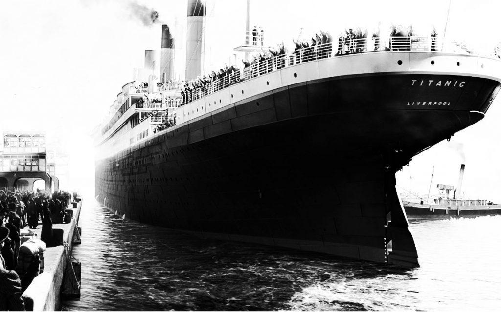 «Титаник» - тайны гибели лайнера