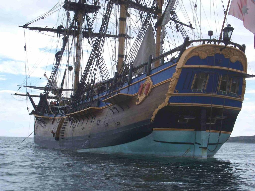 Археологи похоже нашли корабль Джеймса Кука