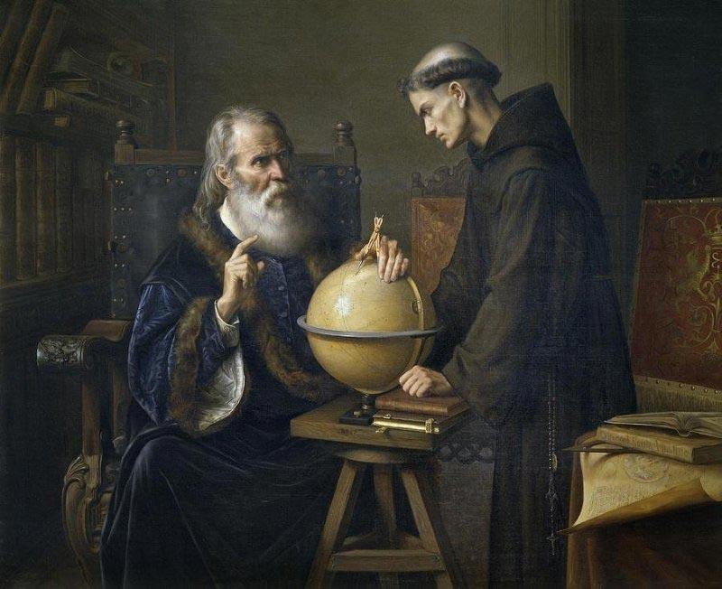 Средневековая ученость: христианские догмы и классическое образование
