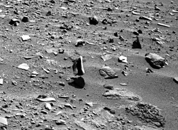 Летающие камни Марса - очередная выдумка уфологов