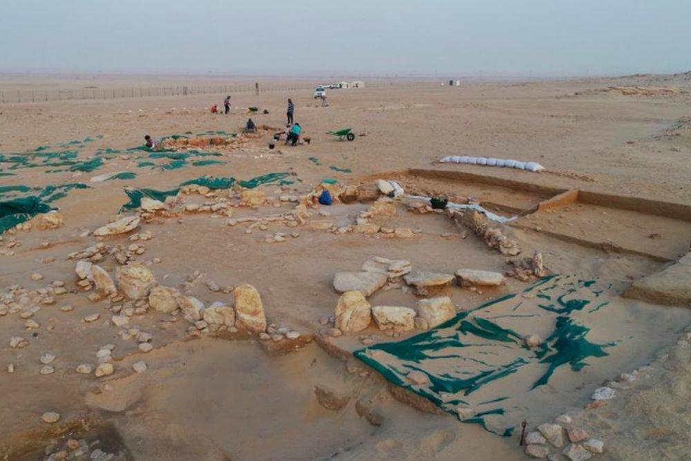 Древнейший храм Персидского залива