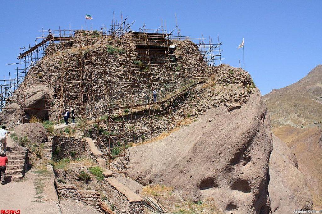 Археологи обнаружили уникальный водопровод в древнем замке ассасинов
