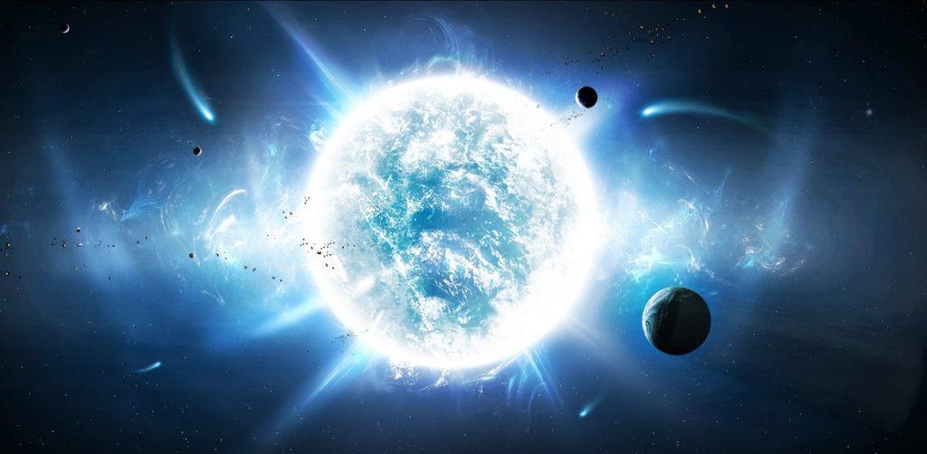 Сверхгиганты — исполины среди звёзд