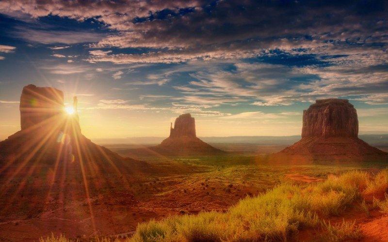 Особенности жизни в пустыне