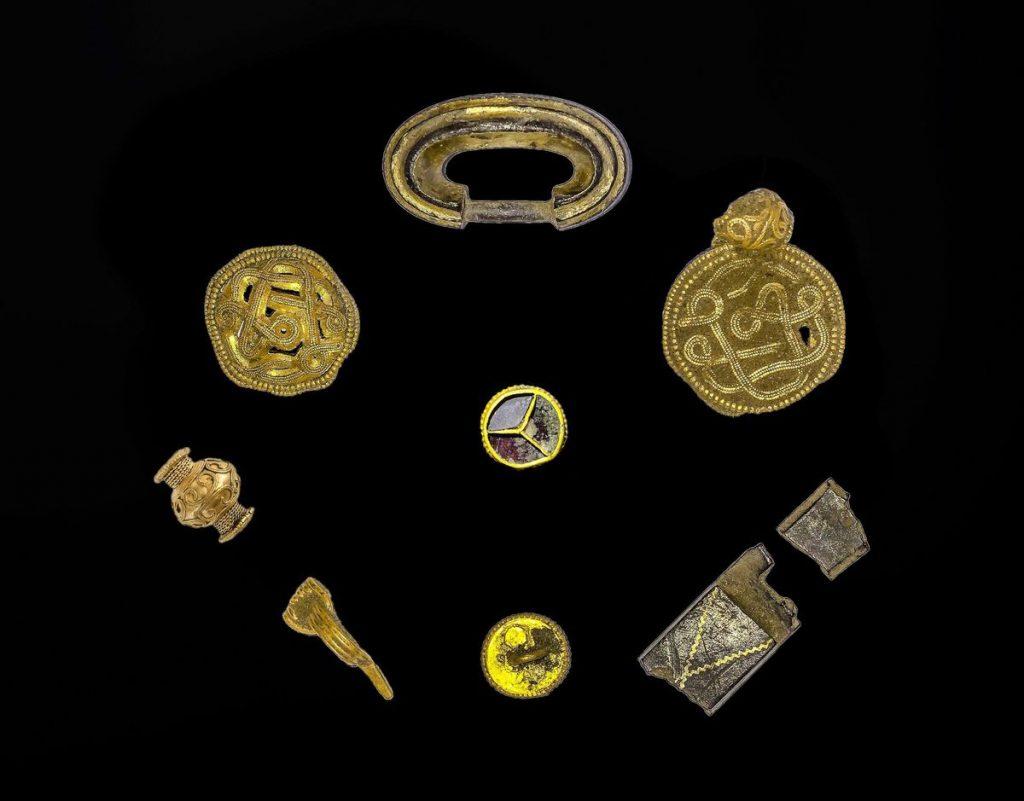 В Дании найден клад оставленный для богов