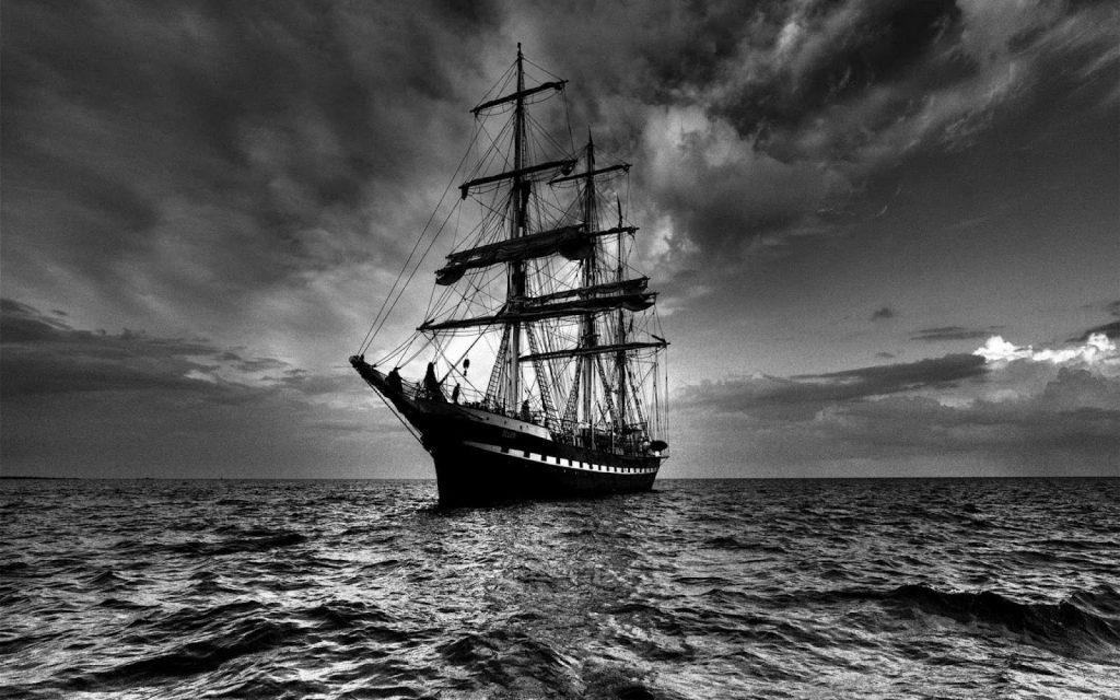 Тайна «Марии Целесты» - покинутый корабль