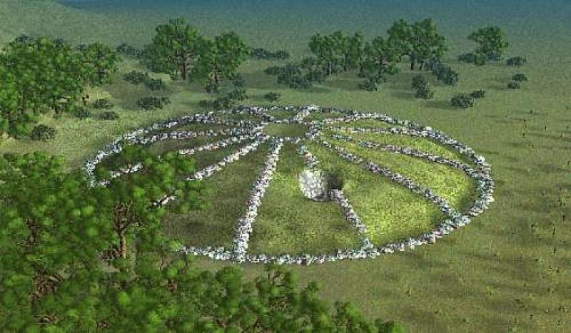 Обсерватория древних черкесов