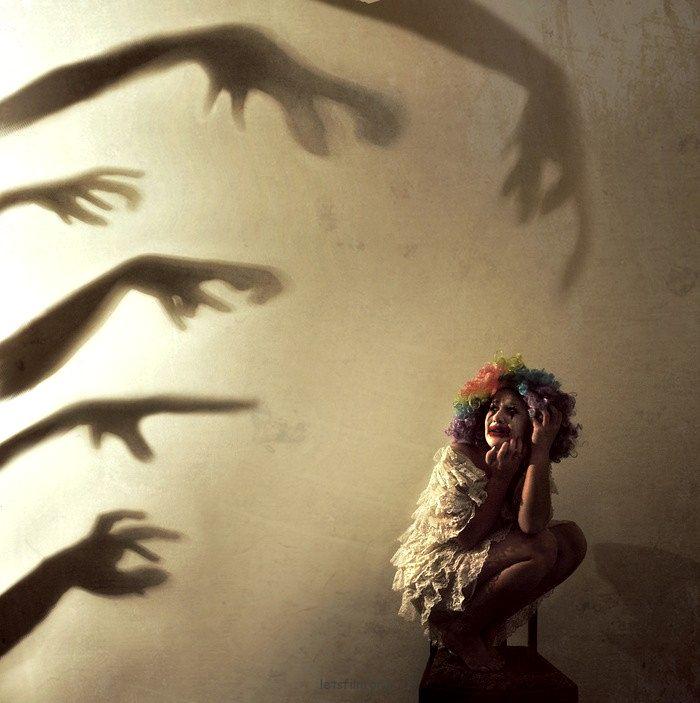 Фобии и навязчивые состояния - ад внутри человека