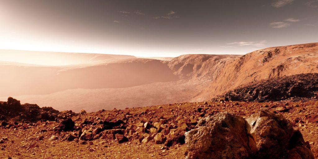 Как шумит марсианский ветер?