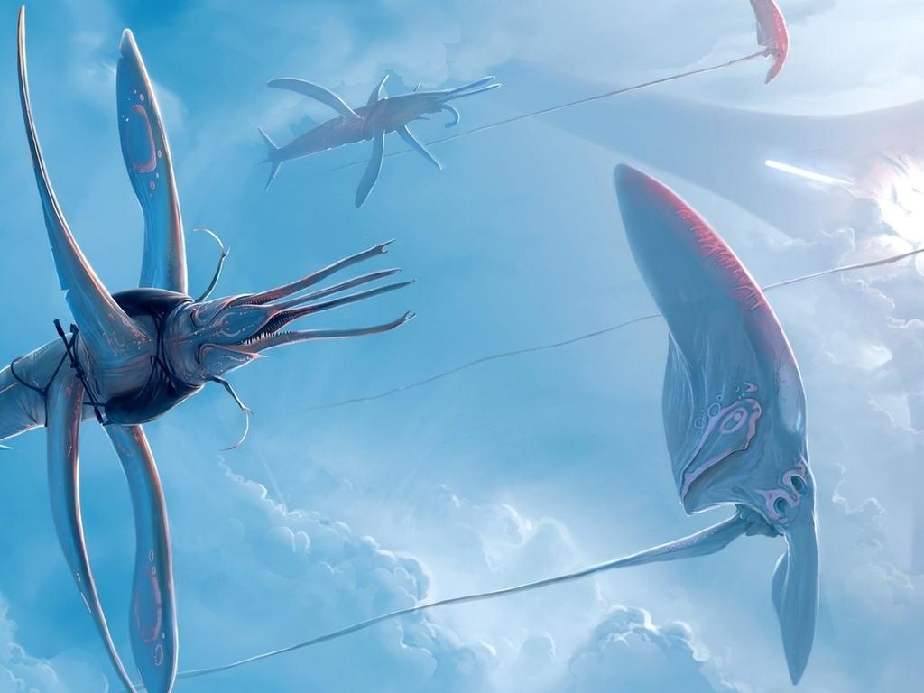 Альтернативная биохимия - изучение возможных форм жизни на других планетах