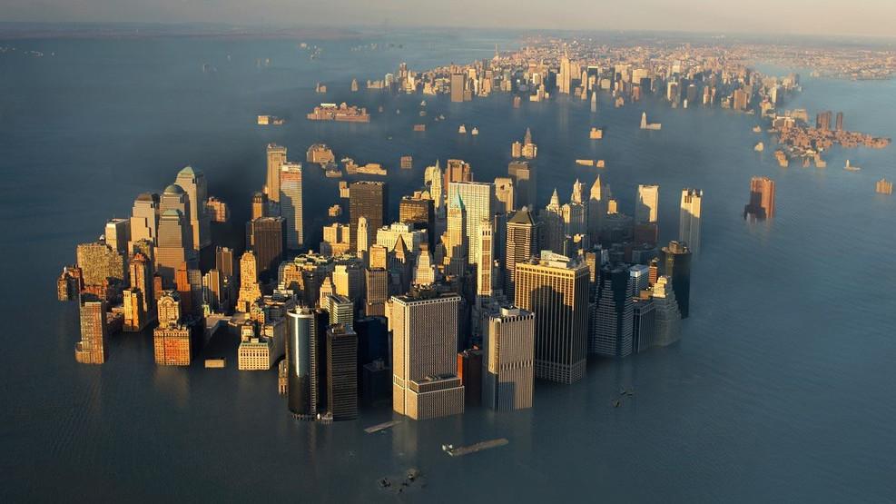 Грядет новый Всемирный потоп