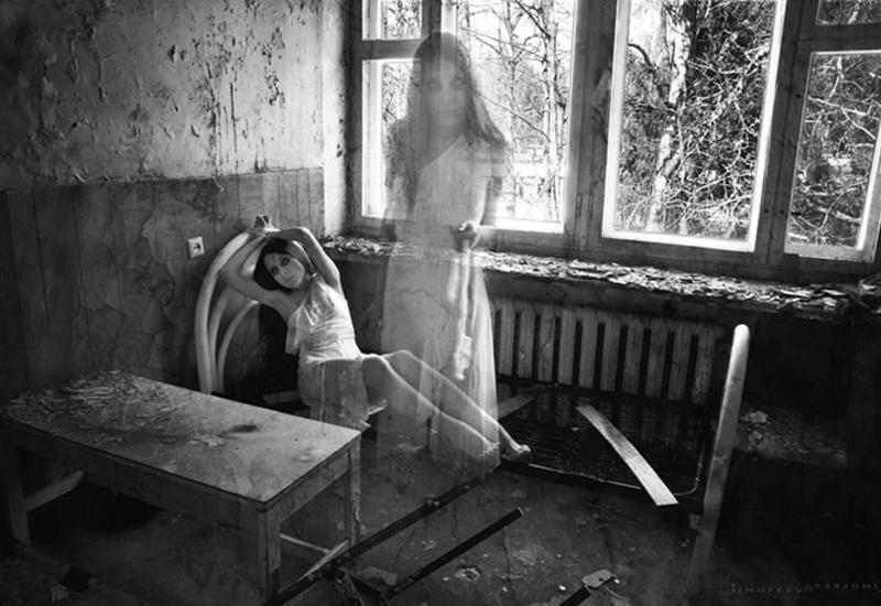 Призраки на фотографиях - фальсификация или реальность?