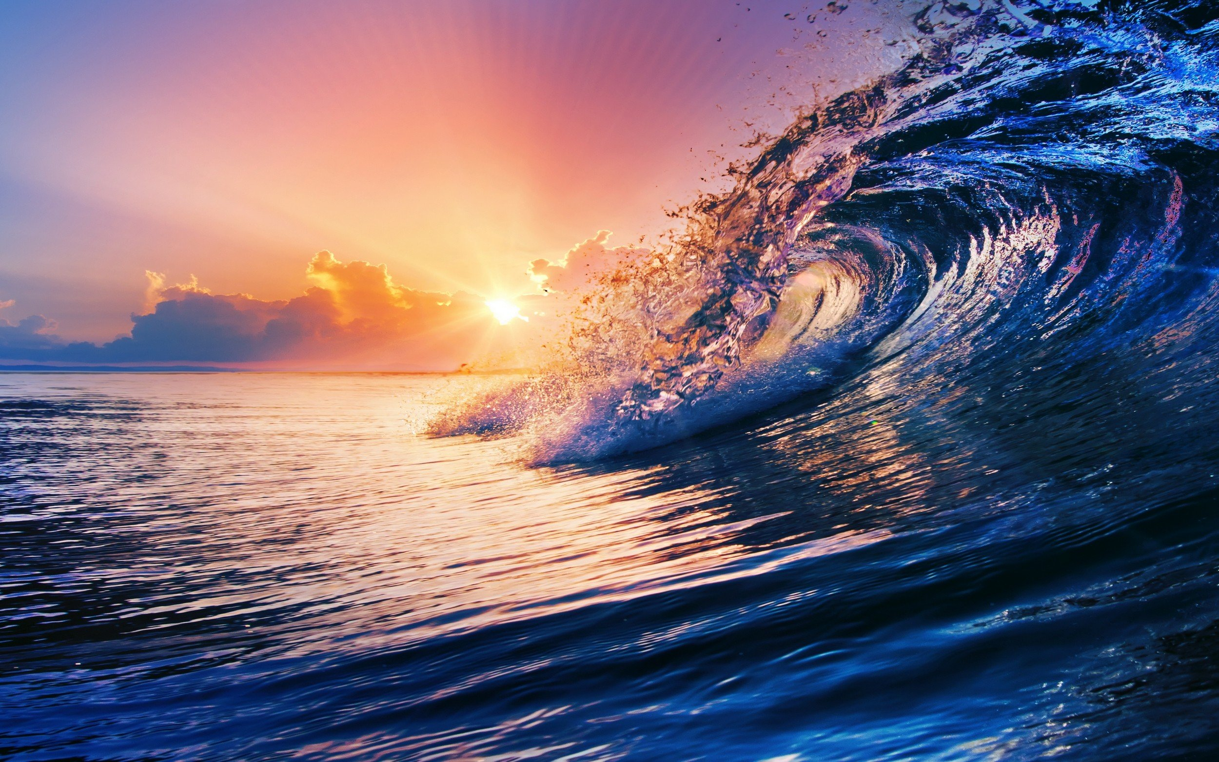 Мировой океан бьет рекорды. Температура растет ужасающими темпами
