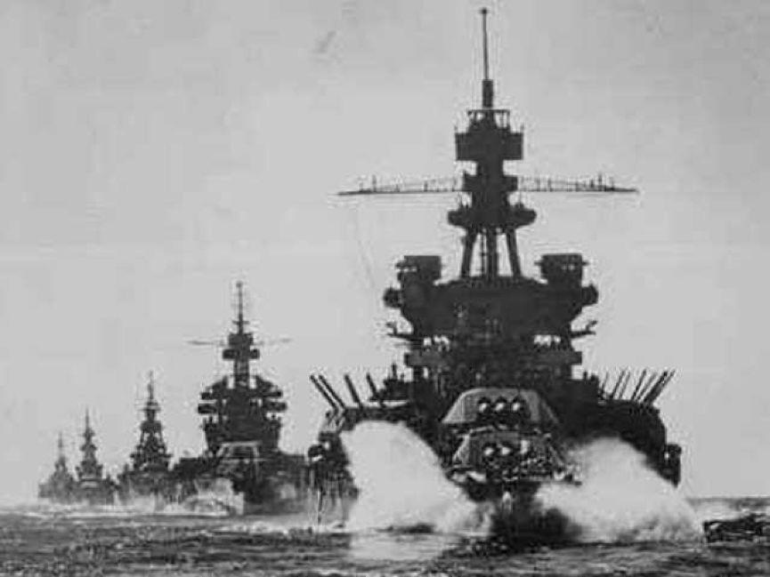 10 крупнейших морских сражений