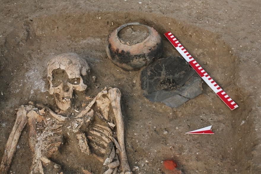 Найдено древнее кладбище предков монголов