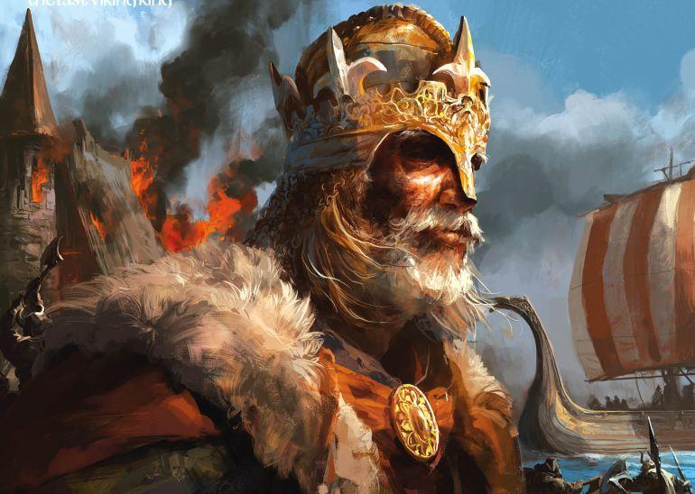 Харальд Суровый - последний викинг