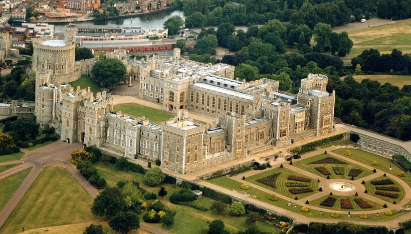 Виндзорский замок - сердце Англии