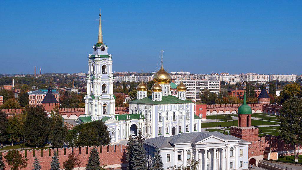 Чтобы взять Тульский кремль, царю Василию Шуйскому пришлось его затопить