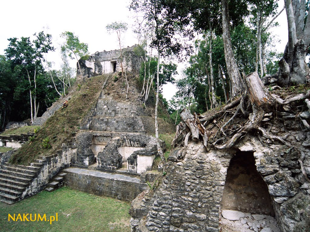 Ритуальная баня майя