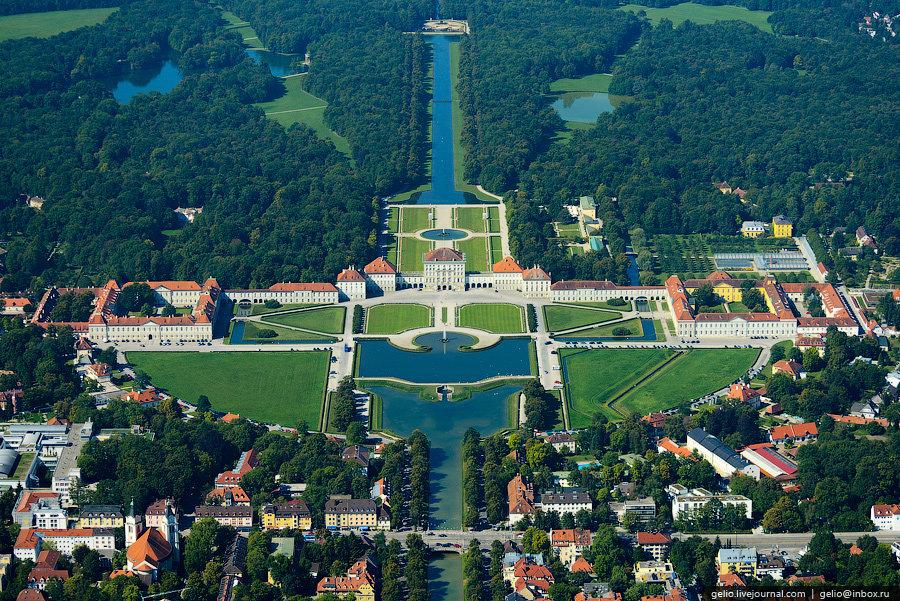 Дворец Нимфенбург - шикарный подарок за рождение наследника