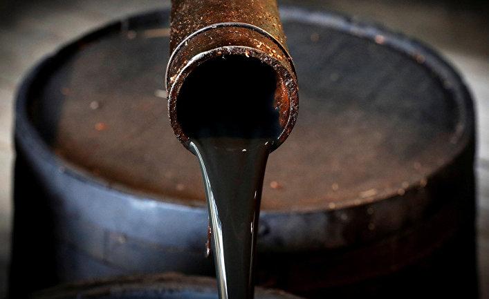 Нефть - история открытия, происхождения и переработки