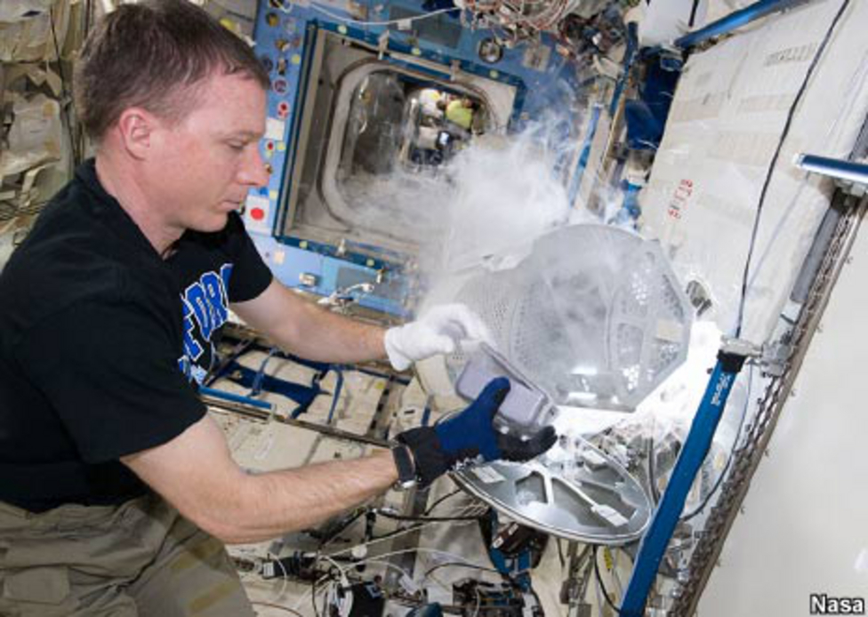 Эксперименты на МКС проложат дорогу на Марс