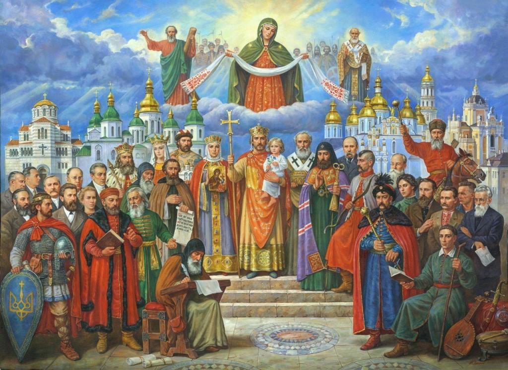 Крещение Руси: чудеса и знамения
