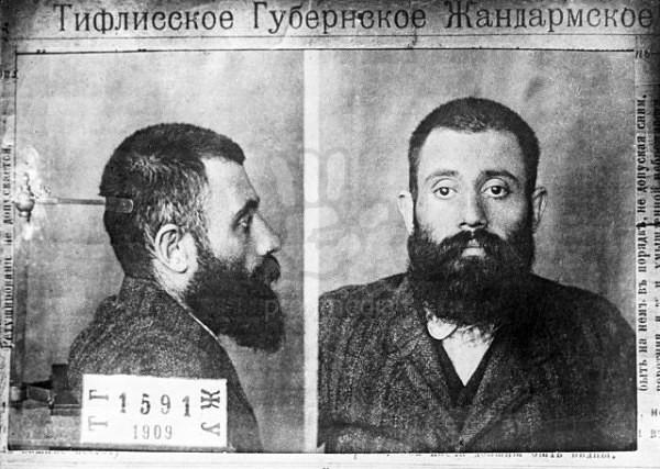 Товарищ Камо - главный бандит партии большевиков