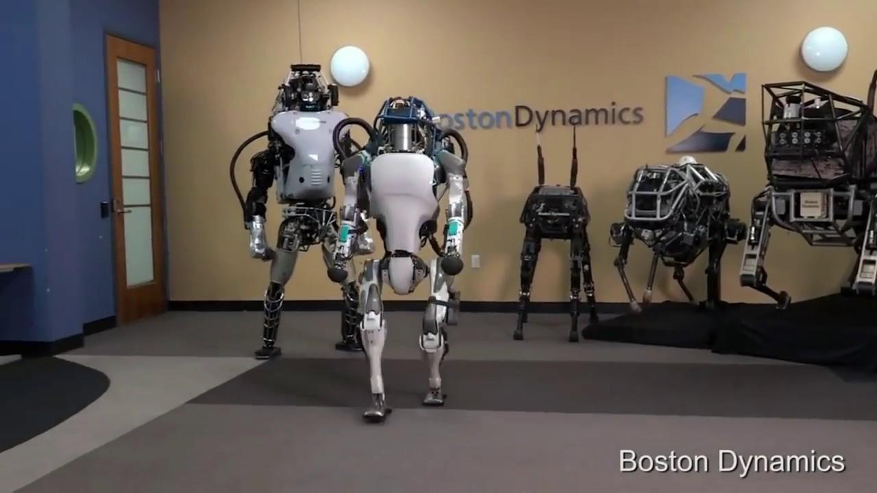Всемогущие роботы Boston Dynamics - уже способнее людей