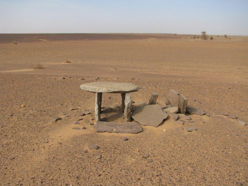 Забытая цивилизация Сахары