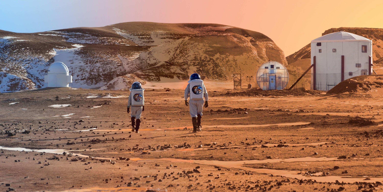 Нам не надо колонизировать Марс