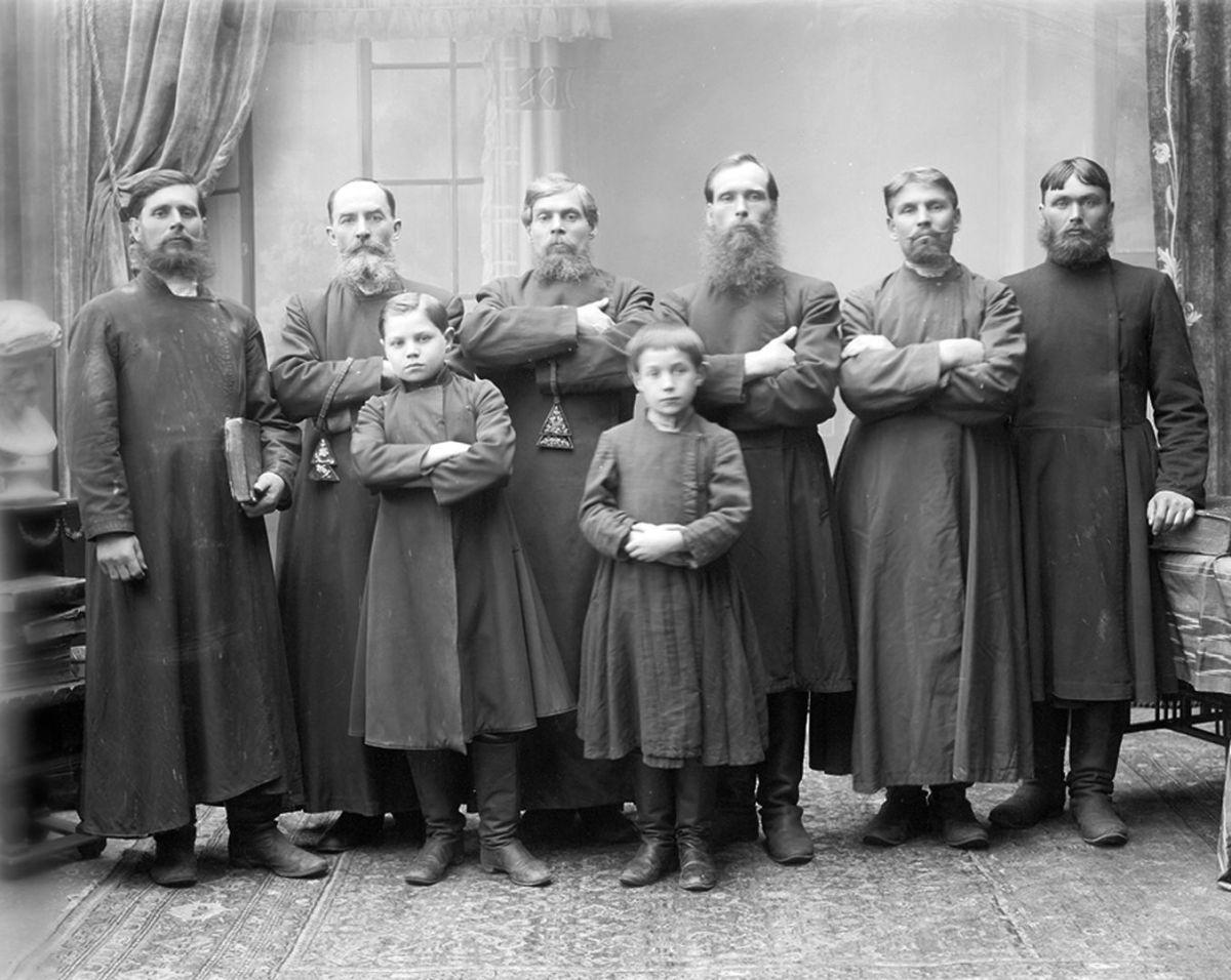 Почему старообрядцы спонсировали русские революции?