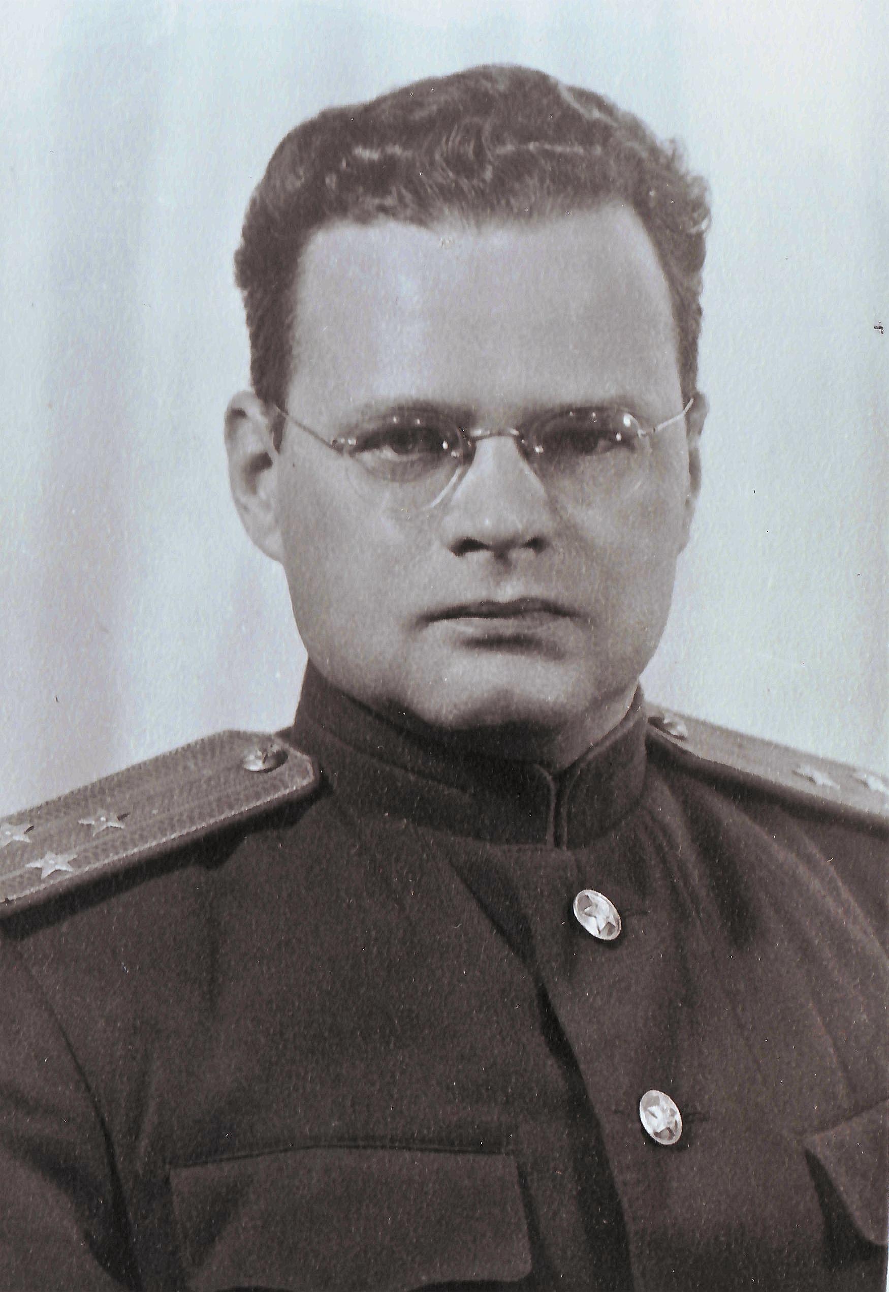 Леонид Квасников - у истоков атомной бомбы