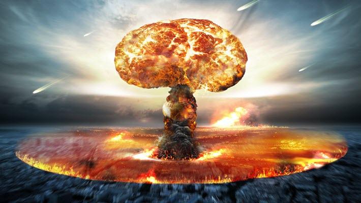 Реальные следы доисторических атомных войн