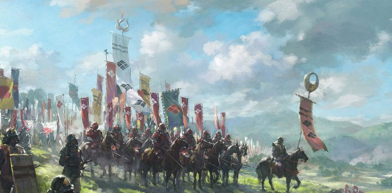 Битва при Сэкигахаре - крупнейшее сражение самураев