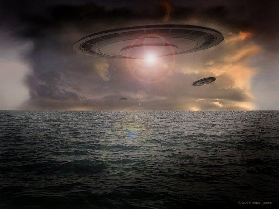 НЛО над океанами и под водой - свидетельства офицеров-подводников