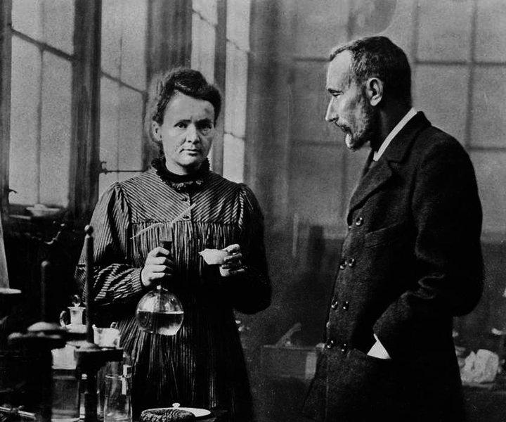 Мария Склодовская-Кюри - открытие радиоактивности